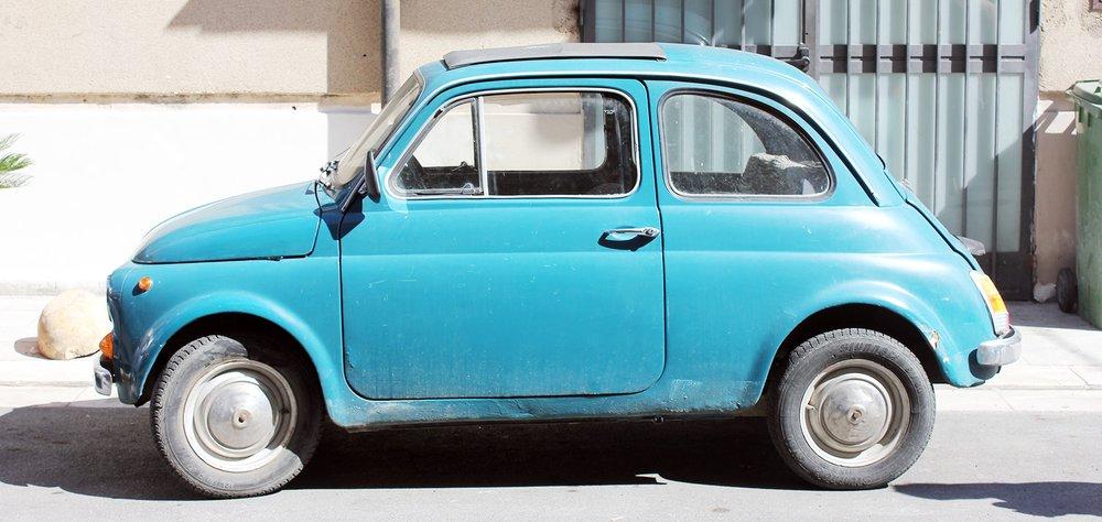 KUL kommunikation - Fiat 500